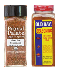 Old Bay versus New Bae