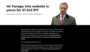 Nikel Farage